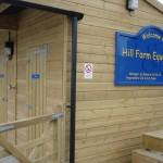 Hill Farm Equestrian Exterior Signage