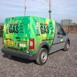 Rent Free Welding Gas Vehicle Graphics