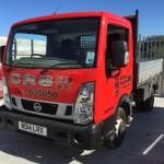 CRS Building Supplies Ltd. Vehicle Graphics